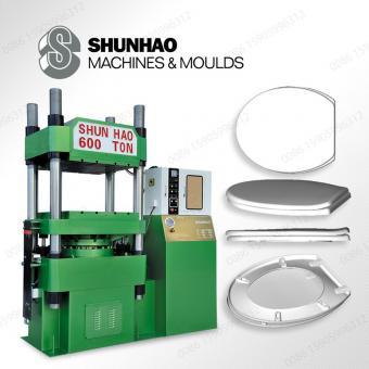 Urea Toilet Seat Cover Press Mould
