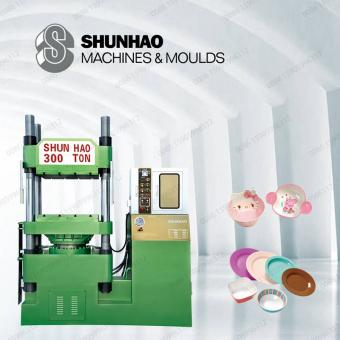 Automatic Melamine Tableware Machine