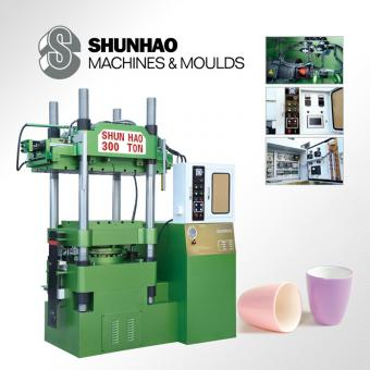 Melamine Compression Machine